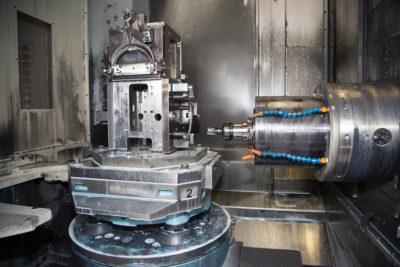 contract machining