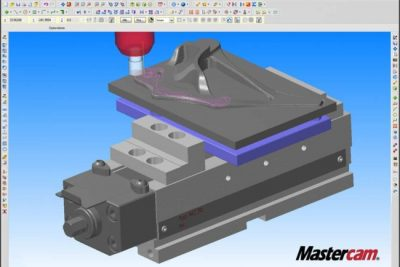 mastercam design software