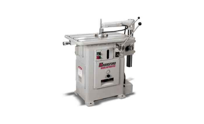 Keyway Cutting Machine