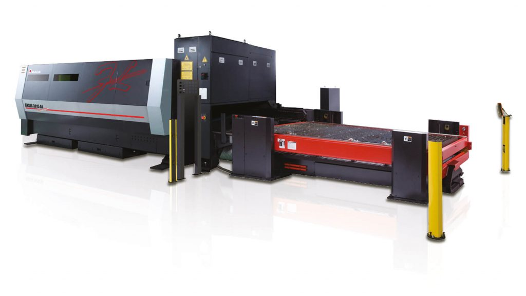 Fiber Laser Metal Cutting