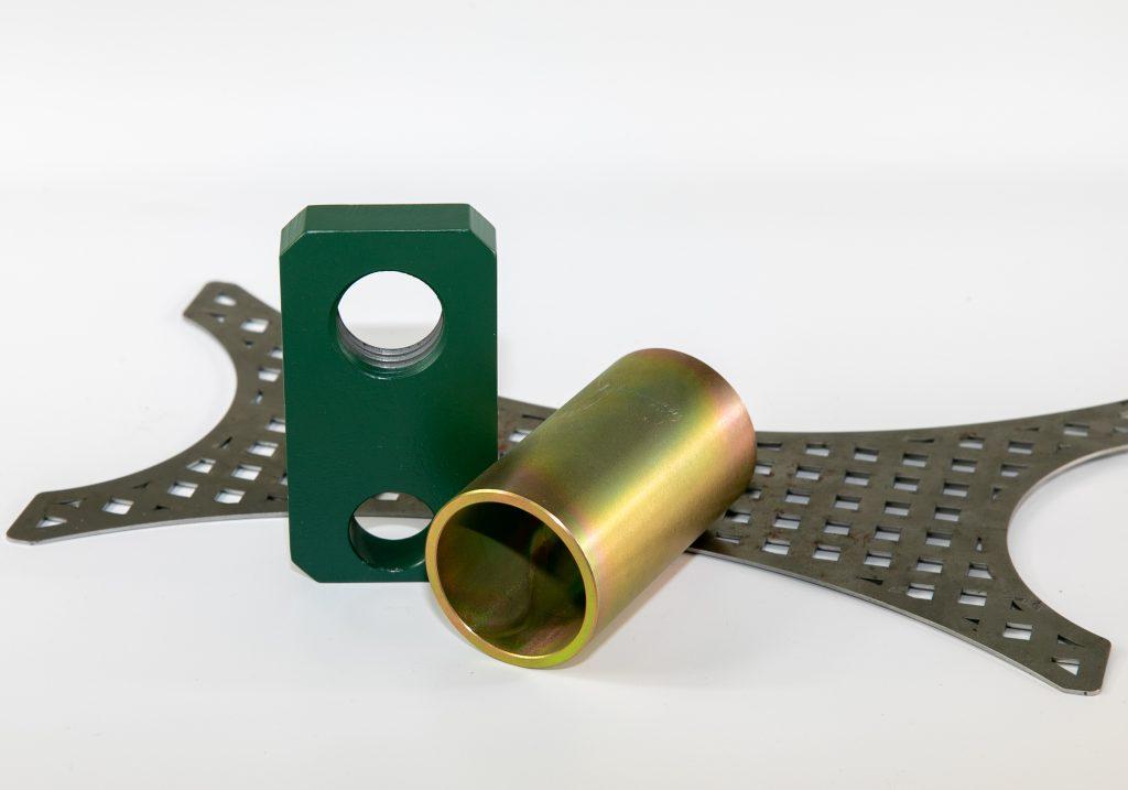 Precision Cut Metal Parts